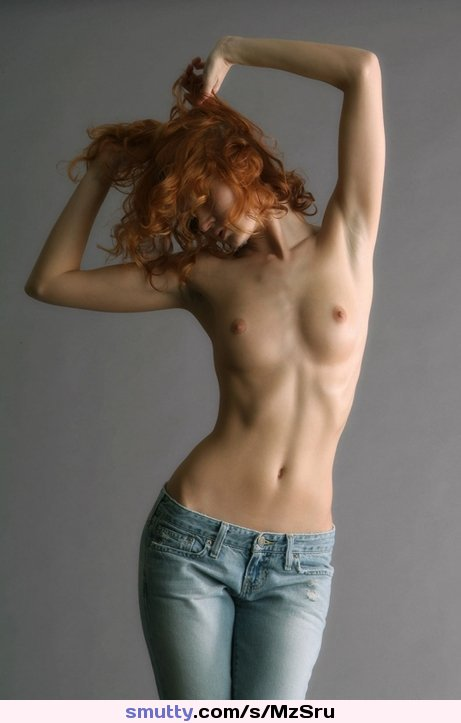 #OMG #WAG_WhatAGirl #Sexy #2pc #Boobs #Topless #HotBody #FullBodyView #ClosedLegs #Ready2Fuck #WOW #Inviting #Denim