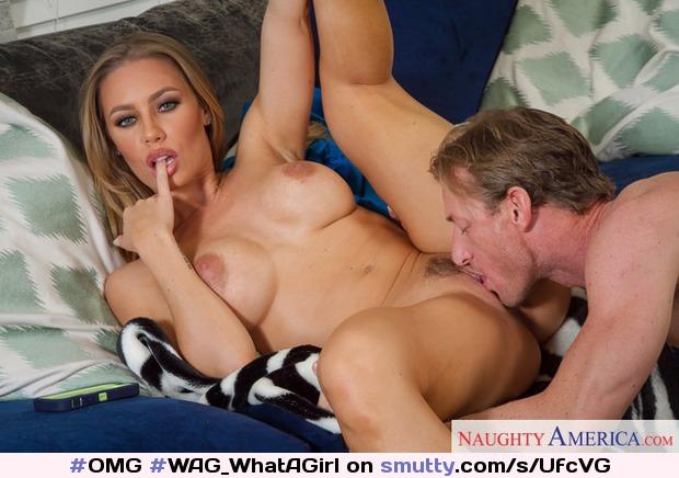 Naughtyamerica Nicole Aniston Lovely Pussy Licking Bangro Mylust 1