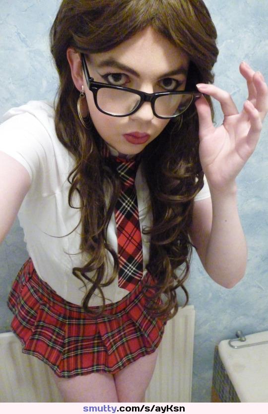 Speaking, would Cute sissy schoolgirl opinion you