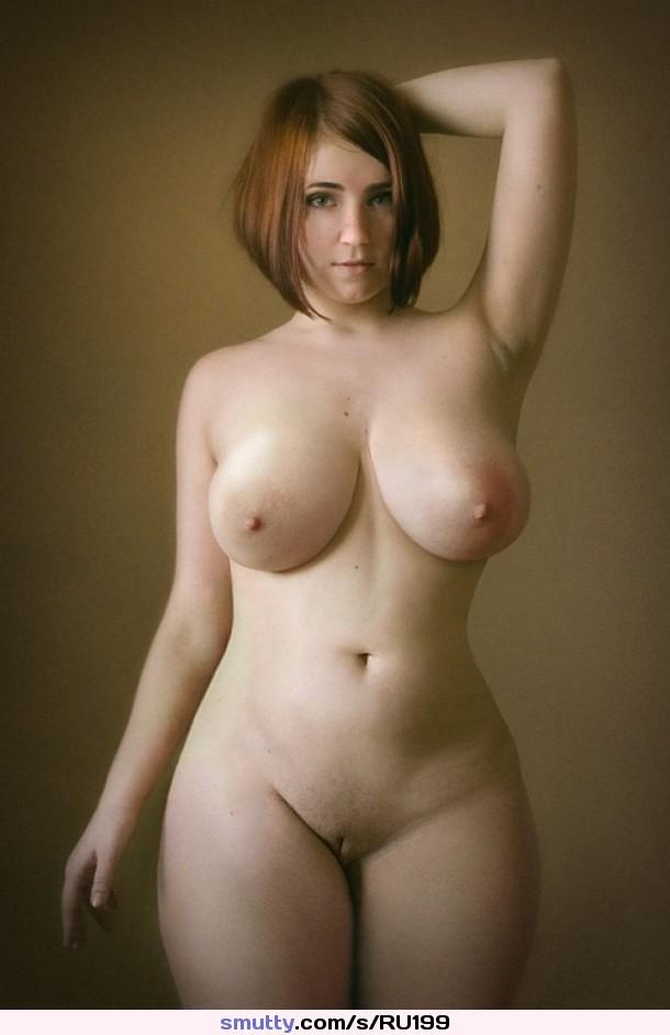 Фото голых фигуристых телок большими формами