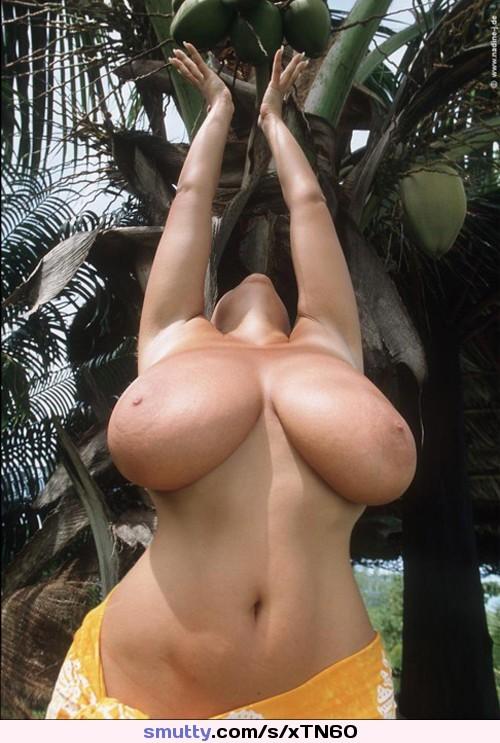 Dark chocolate women nude