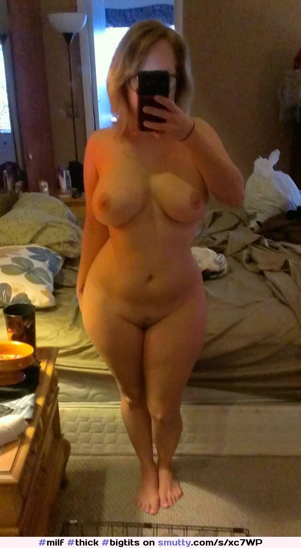 Busty blonde milf nude selfie topic, interesting