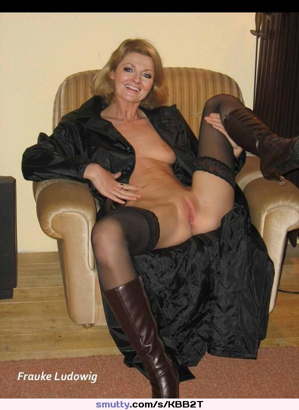 Frauke Ludowig Sexy