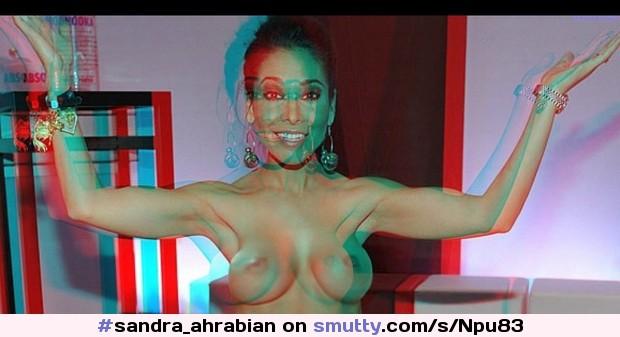Sandra nackt Ahrabian Lindsey Vonn
