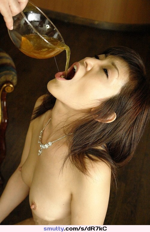 #piss #pee #pour #mouth# #kneel #drink #slave #submissive #bowl