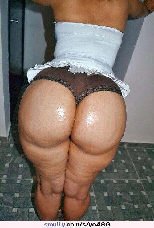 Big booty nalgonas