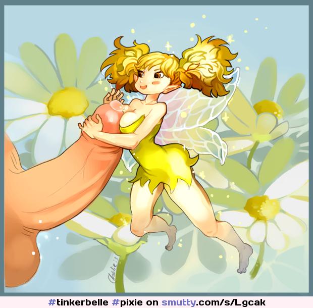 Thumbelina Hentai