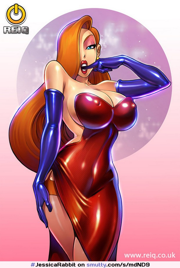 #JessicaRabbit #CartoonBabes
