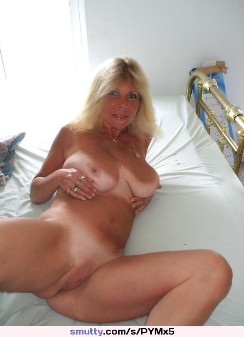 Blonde Holländische Reife Milf