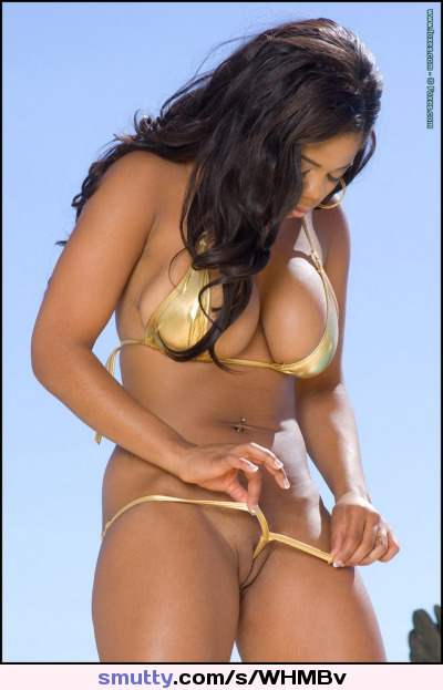 picture Bikini ebony