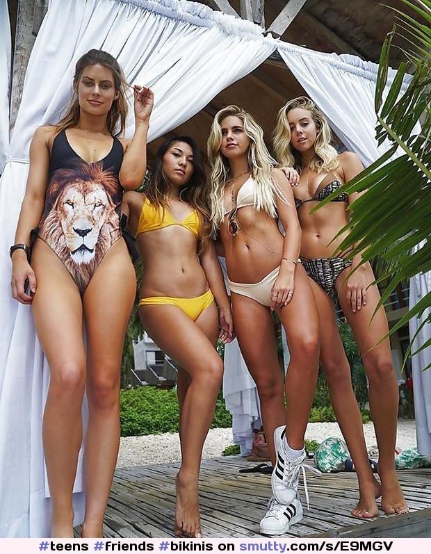 Pictures bikini friends — pic 8