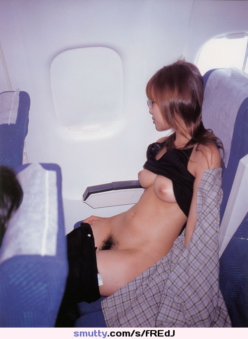 Think, tits on the plane apologise, but