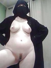 boobs arab hijab