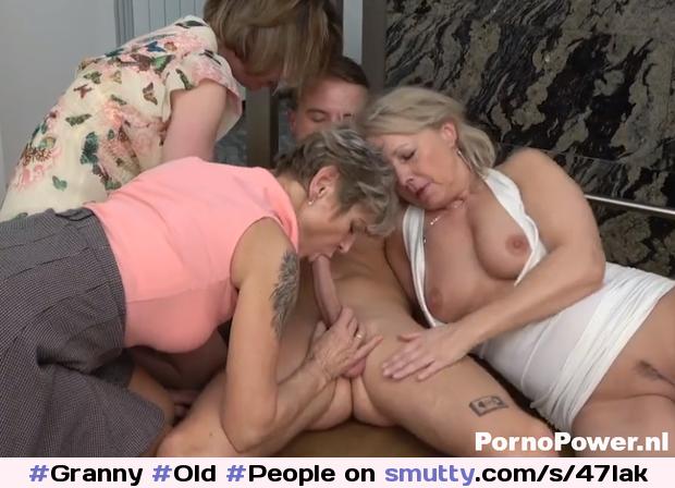 Granny sex video Grandmamma Movies