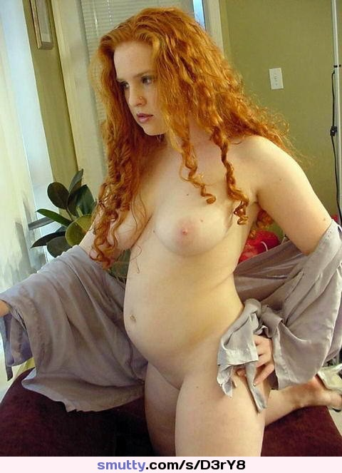 Drunk sexy naked redhead women