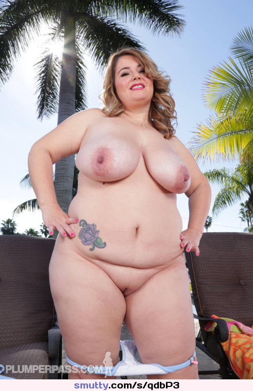 Fat curvy nude women think, that
