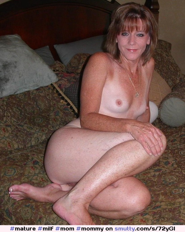 Mature Cougar Swallows Cum