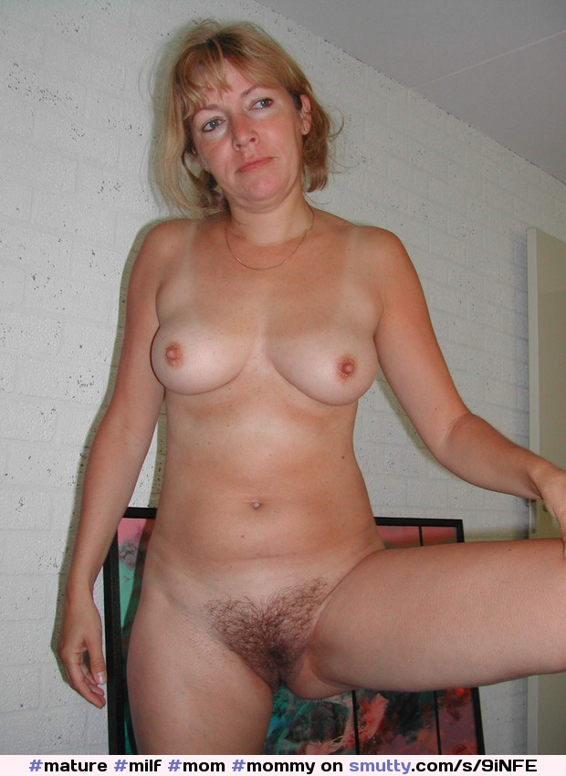 amateur real homemade hairy milf mom