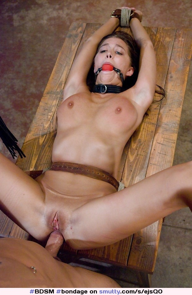 Anal Bondage Fetish Submission