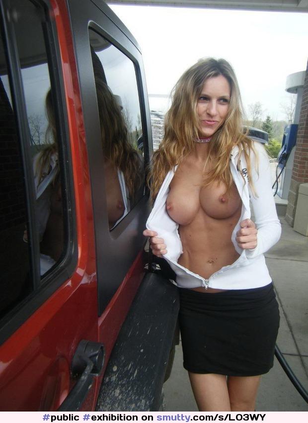 milf car footjob