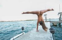 Nude Nude Cartwheel Photos
