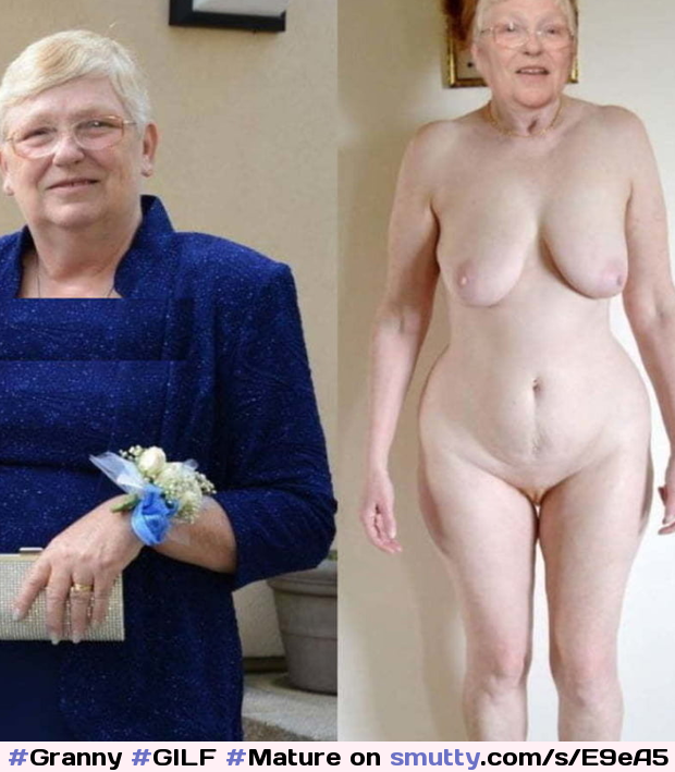Pussy granny shaved Hot Old