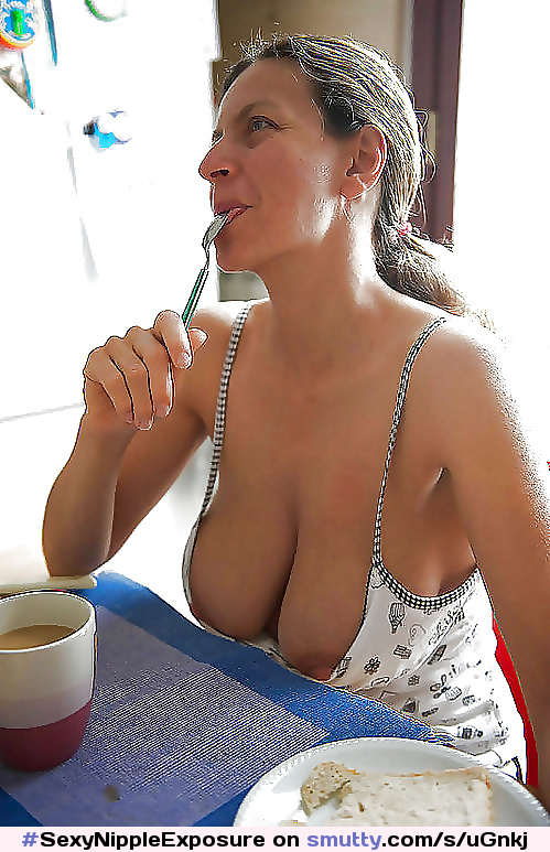 Party busty caffe pic swimming away