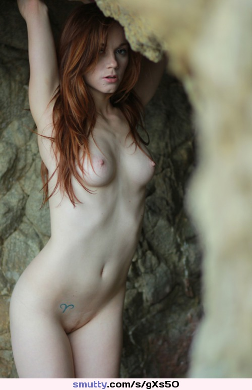 Redhead perfect nude