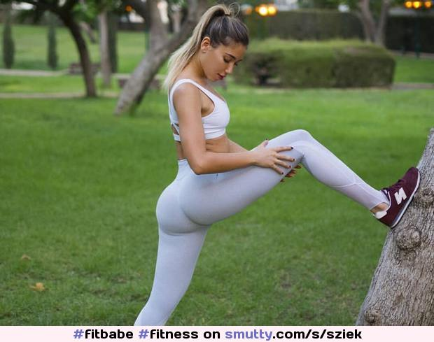 #fitbabe #fitness #fitgirl #yogapants #athletic #hottie #cutebody #cutegirl #leggins #fitbabes #spandex #babe #hotbabe #perfect #hardbody