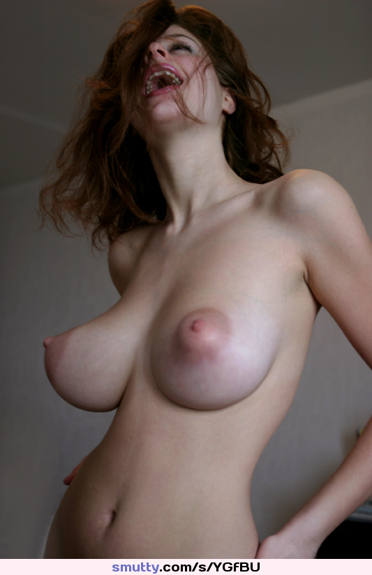 Naked huge puffy nipples