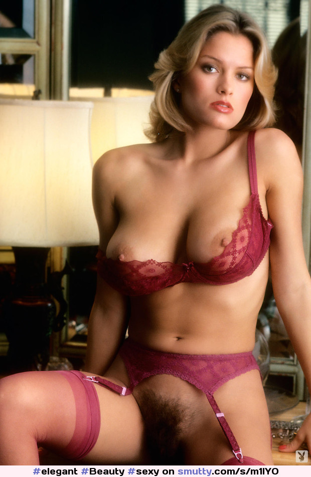 #elegant #Beauty #sexy #blonde #cutout #open #bra #perfect #tits #nipples #garters #stockings