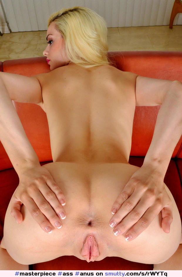 Skinny naked ass hole — 6