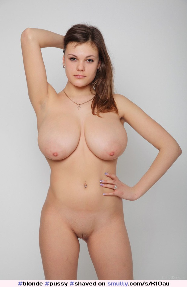 Sexy brunette video shaved pussy