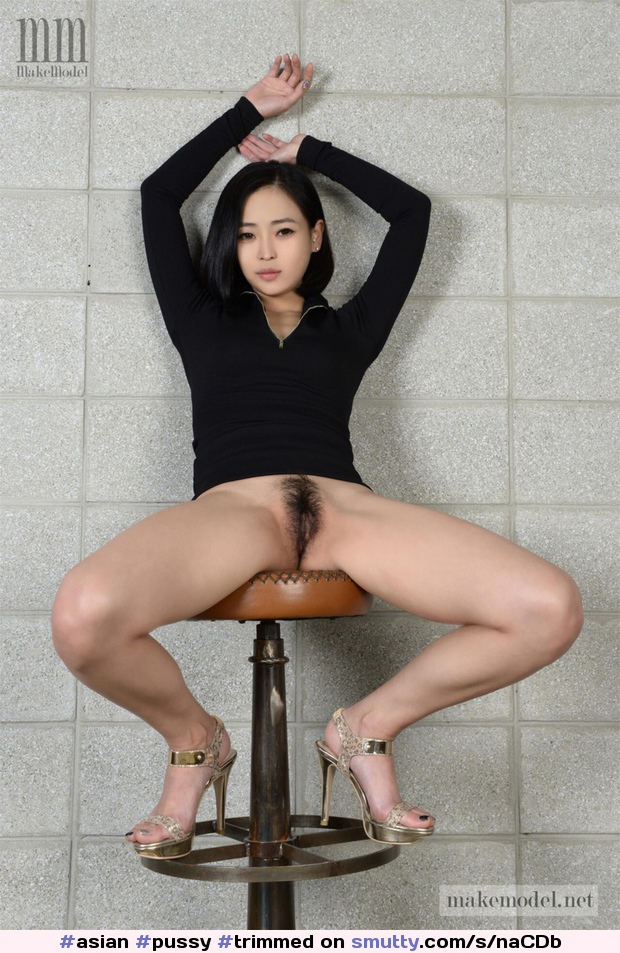 image Hairy asian made to orgasm and swallow