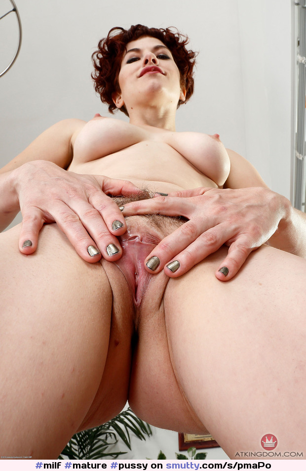 Granny Shaved Pussy