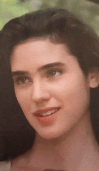 Jennifer Connelly Gets Her Young Mouth Covered With My Cum