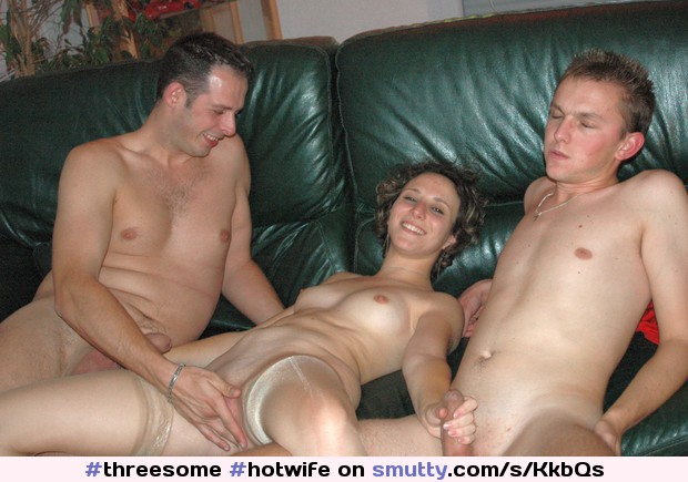 Wife threesome blog