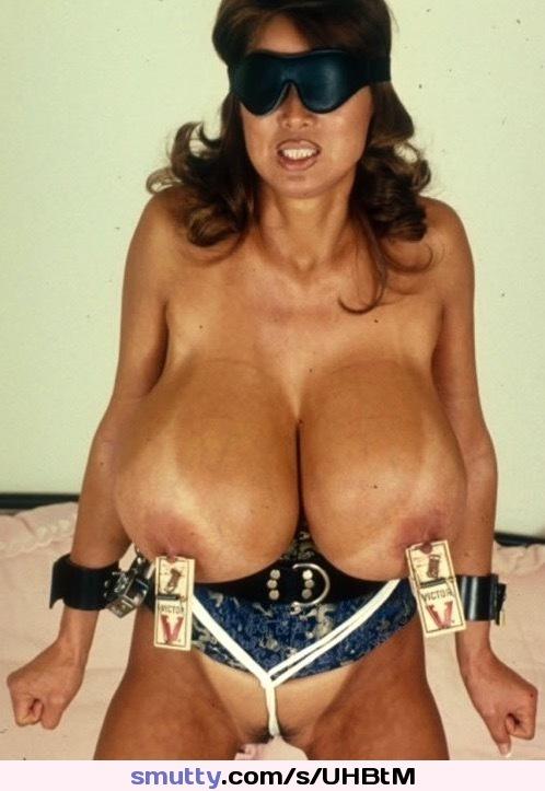 Nipple torture to orgasm fetish