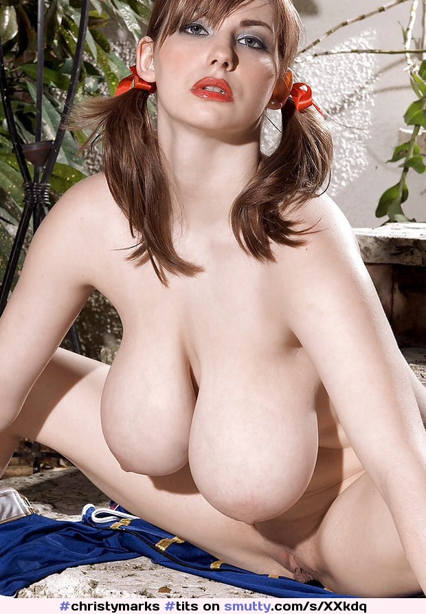 Christy marks gets her huge knockers fucked hard in this photo