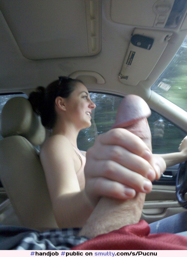 Wife sex while driving