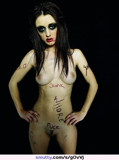 Sexy goth chicks naked — pic 3