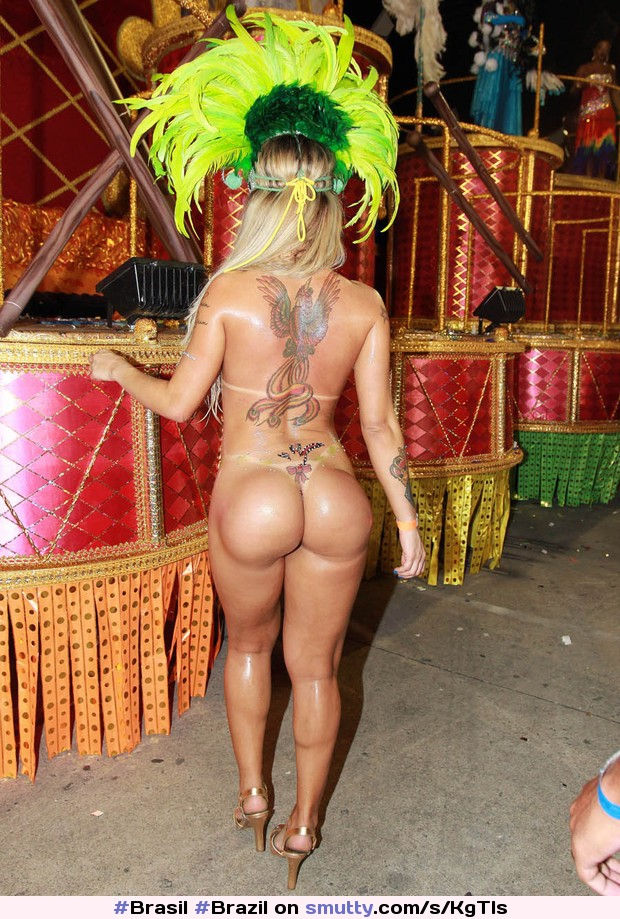 Naked samba butt — photo 14