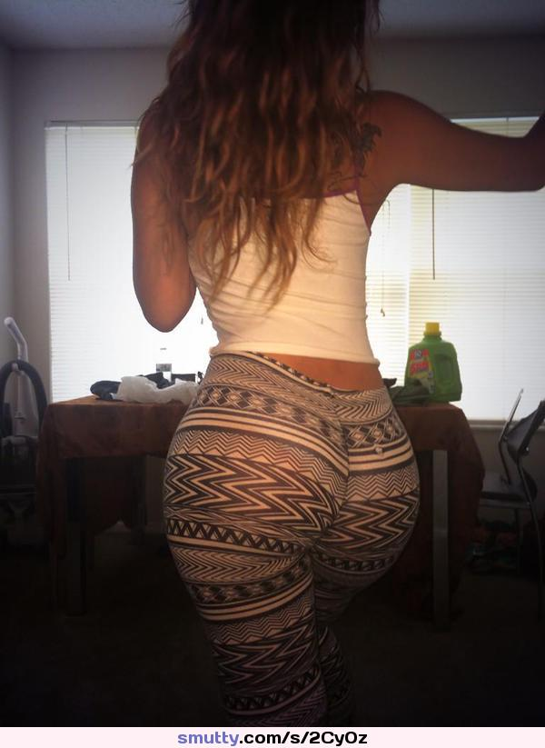 #Yogapants #Tights #Leggings #Booty #Whooty #PAWG #Ass #BubbleButt #Thick #NN #Nonnude #Selfie #SelfShot #Amazing #Sexy #PerfectBody