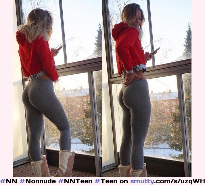 #NN #Nonnude #NNTeen #Teen #Yogapants #Tights #Leggings #Ass #Booty #Culo #NiceAss #BubbleButt #Fit #Athletic #Teenie #Young #Curves #Hot