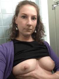 bouncing tits