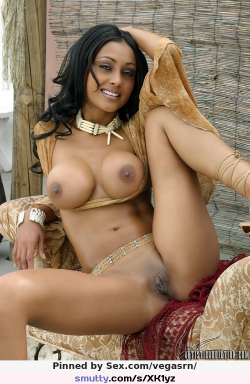 Indische Muschi