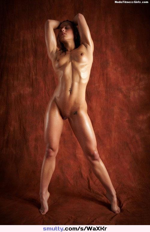 Fine nude fit girl #3