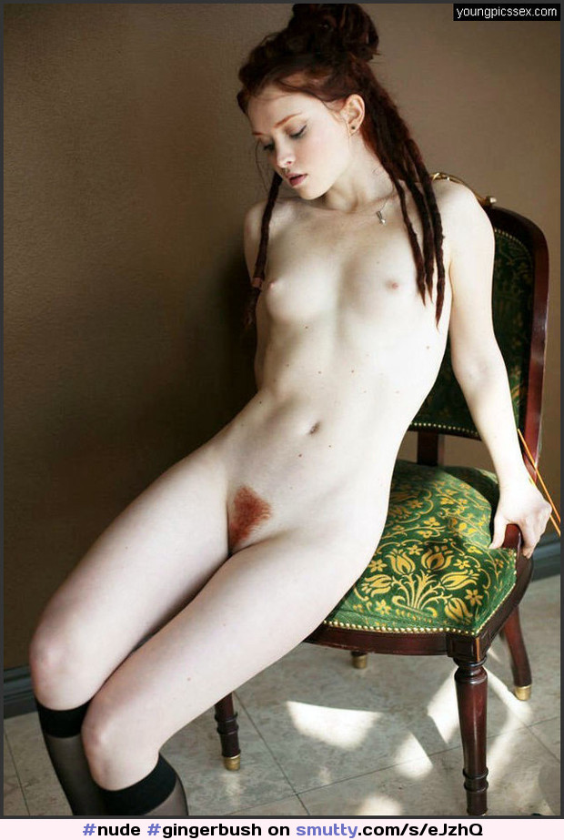 #nude #gingerbush #trimmedpussy #paleskin #flatchest #sexystomach #skinny #dreadlocks #freckles #EdiblePussy #iwanttocumalloverher #sexy