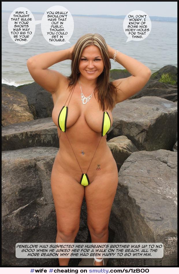 video Bikini wife