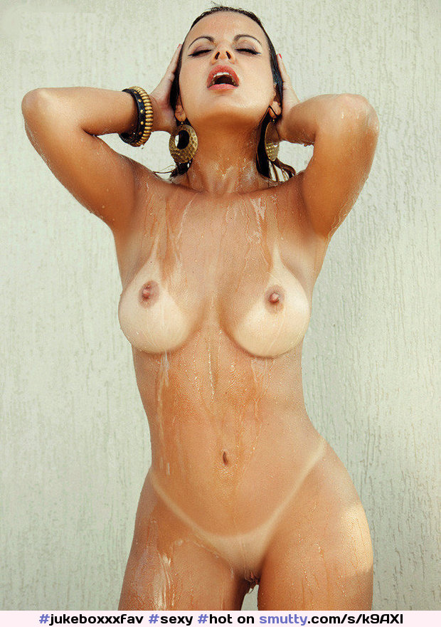 #sexy #hot #babe #erotic #beautiful $gorgeous #tits #boobs #perfecttits #tanlines #blonde #stunning #wet #outdoors